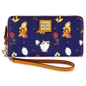 ♥️Authentic Dooney and Bourke Beauty and the Beast